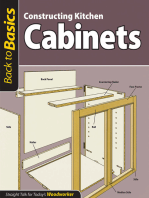 Constructing Kitchen Cabinets (Back to Basics)