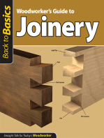 Woodworker's Guide to Joinery (Back to Basics)
