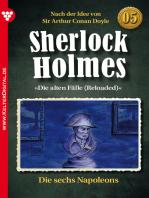 Sherlock Holmes 5 – Kriminalroman