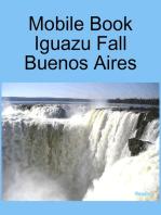 Mobile Book :Iguazu Fall Buenos Aires