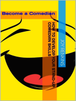 How to Develop Your Standup Comedian Skills