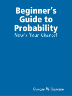 Beginner's Guide to Probability