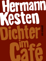 Dichter im Café (eBook)
