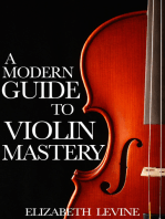 A Modern Guide to Violin Mastery