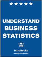 Understand Business Statistics