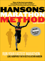 Hansons Marathon Method