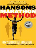 Hansons Marathon Method