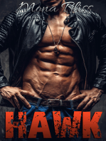 Hawk (BBW and Biker Romance Short)