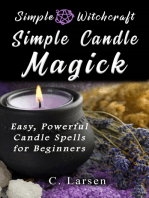 Simple Candle Magick