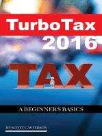 Turbo Tax 2016