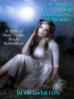 Escaping Her Haunting Memories (A Pair of Mail Order Bride Romances)