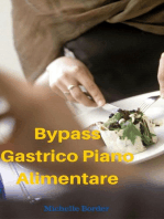 Bypass Gastrico Piano Alimentare