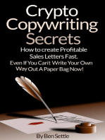 Crypto Copywriting Secrets
