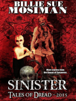 Sinister Tales of Dread 2015