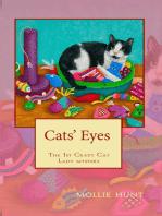 Cats' Eyes, a Crazy Cat Lady Cozy Mystery #1