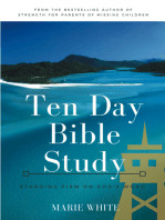 Ten Day Bible Study