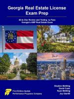 Georgia Real Estate License Exam Prep