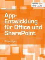 App-Entwicklung für Office und SharePoint