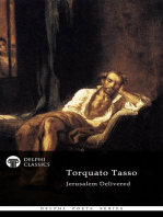 Jerusalem Delivered by Torquato Tasso (Delphi Classics)