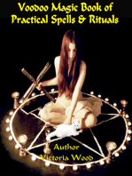 Voodoo Magic Book of Practical Spells & Rituals.
