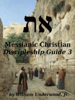 Messianic Christian Discipleship Guide 3