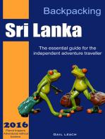 Backpacking Sri Lanka