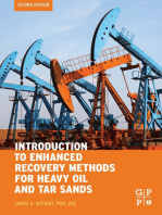 Introduction to Enhanced Recovery Methods for Heavy Oil and Tar Sands