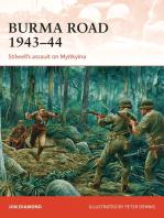 Burma Road 1943–44