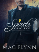 Oracle of Spirits #2 (BBW Paranormal Romance)