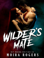 Wilder's Mate (Bloodhounds, #1)