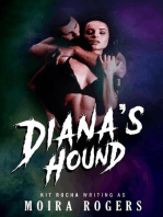 Diana's Hound (Bloodhounds, #4)