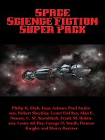 Space Science Fiction Super Pack