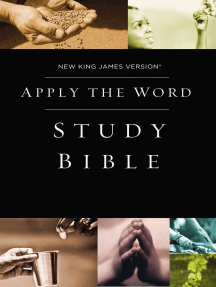 NKJV, Apply the Word Study Bible, eBook: Live in His Steps