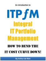 ITPFM - Integral IT Portfolio Management