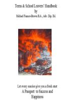 Teens & School Leavers' Handbook