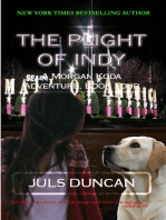 The Plight Of Indy, A Morgan Koda Adventure, Book Four