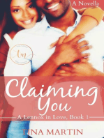 Claiming You (A Lennox In Love, #1)