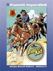 I Protagonisti n. 3 (iFumetti Imperdibili): Billy the Kid - Il destino di uccidere, I Protagonisti n. 3, novembre 1974