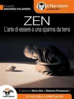 Zen (L'arte di essere a una spanna da terra)(Audio-eBook)