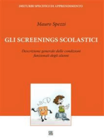 Gli Screenings Scolastici