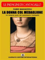 La donna col medaglione