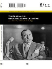 Emigrazione e organizzazioni criminali