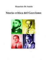 Storia critica del geovismo