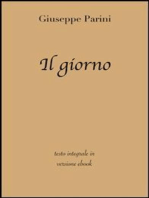 Il giorno di Giuseppe Parini in ebook