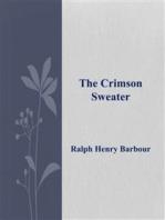 The Crimson Sweater
