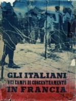 Gli Italiani nei campi di concentramento in Francia. Documenti e testimonianze