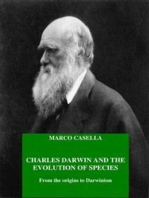 Charles Darwin and the evolution of species - From the origins to Darwinism