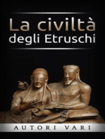 La civiltà degli Etruschi