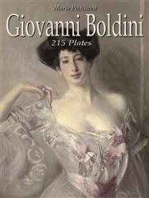Giovanni Boldini: 215 Plates