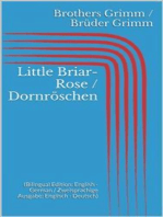 Little Briar-Rose / Dornröschen (Bilingual Edition
